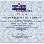 Fallplanungskurs 2 Zertifikat